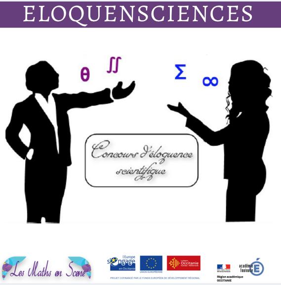 ÉloquenSciences – Les Maths en Scène